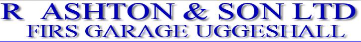 R Ashton & Son Ltd