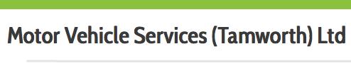 Motor Vehicle Services (Tamworth) Ltd
