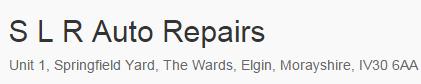 S L R Auto Repairs