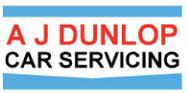 A J Dunlop Car Servicing