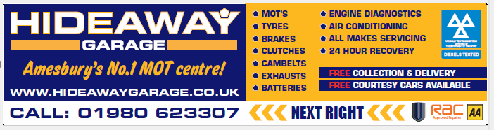 Hideaway Garage Ltd