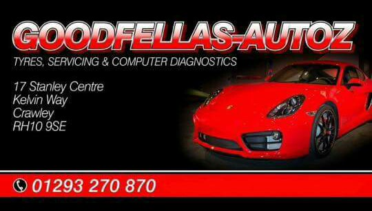 GOODFELLAS AUTOZ LTD
