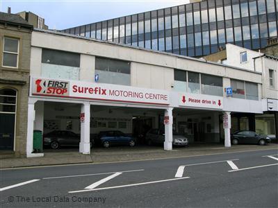 Surefix Motoring Centre (Halifax)