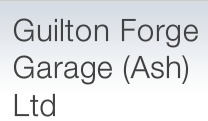 Guilton Forge Garage (Ash) Ltd
