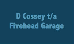 D Cossey t/a Fivehead Garage