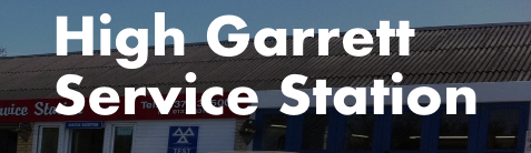 High Garrett Service Station