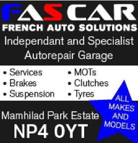 FasCar UK Ltd