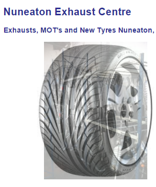 NUNEATON EXHAUST CO LTD