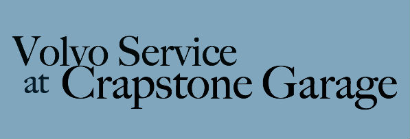 Volvo Service at Crapstone Garage