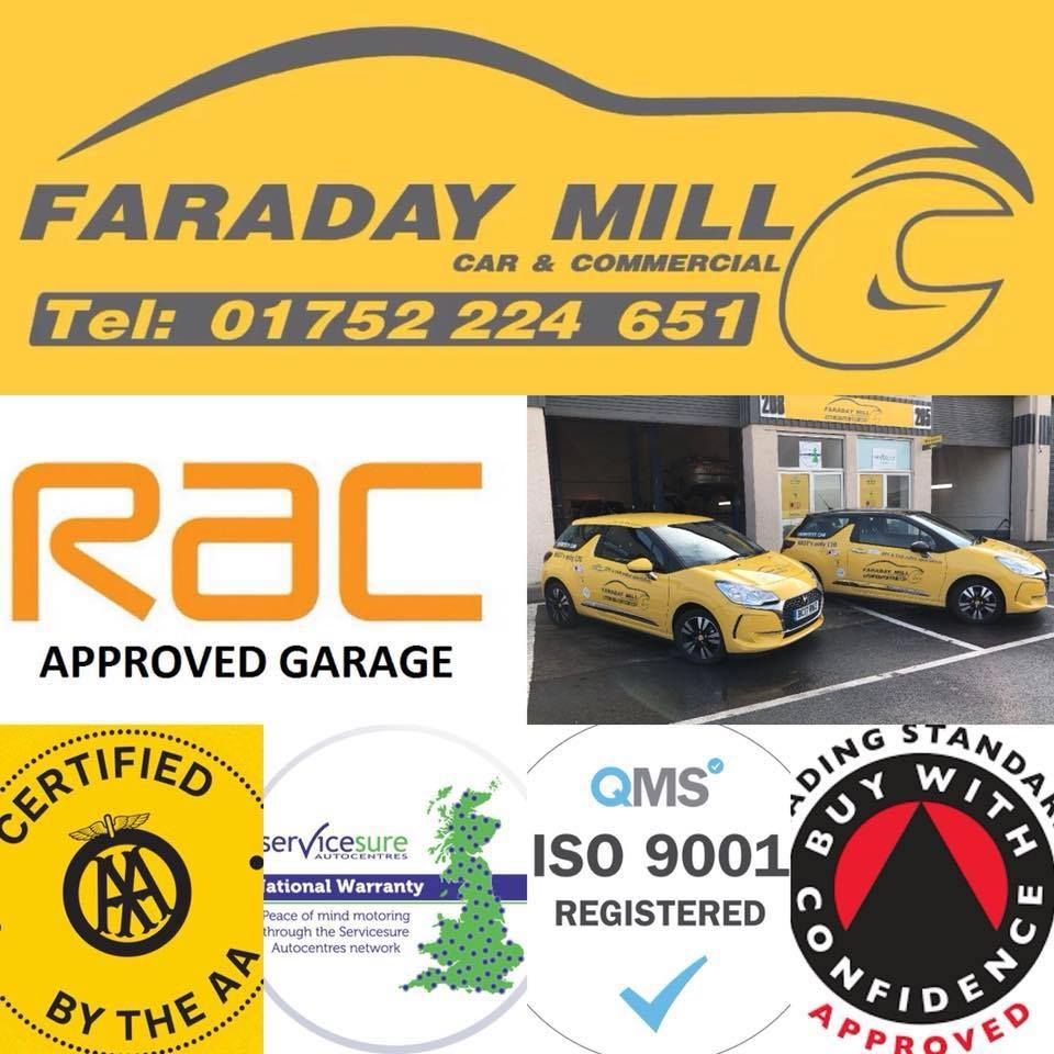 FARADAY MILL CAR AND COMMERCIAL