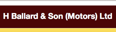 H Ballard & Son