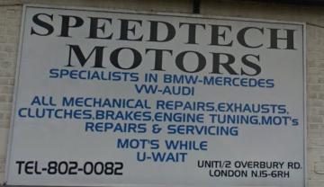 SPEEDTECH MOTORS
