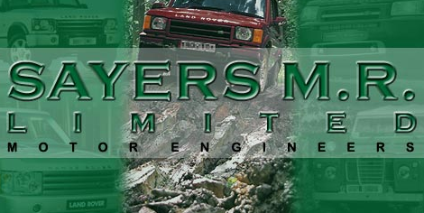 Sayers M R Ltd