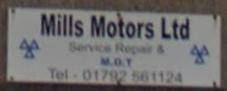 MILLS MOTORS LIMITED