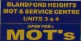 Blandford Heights MOT & Centre Ltd