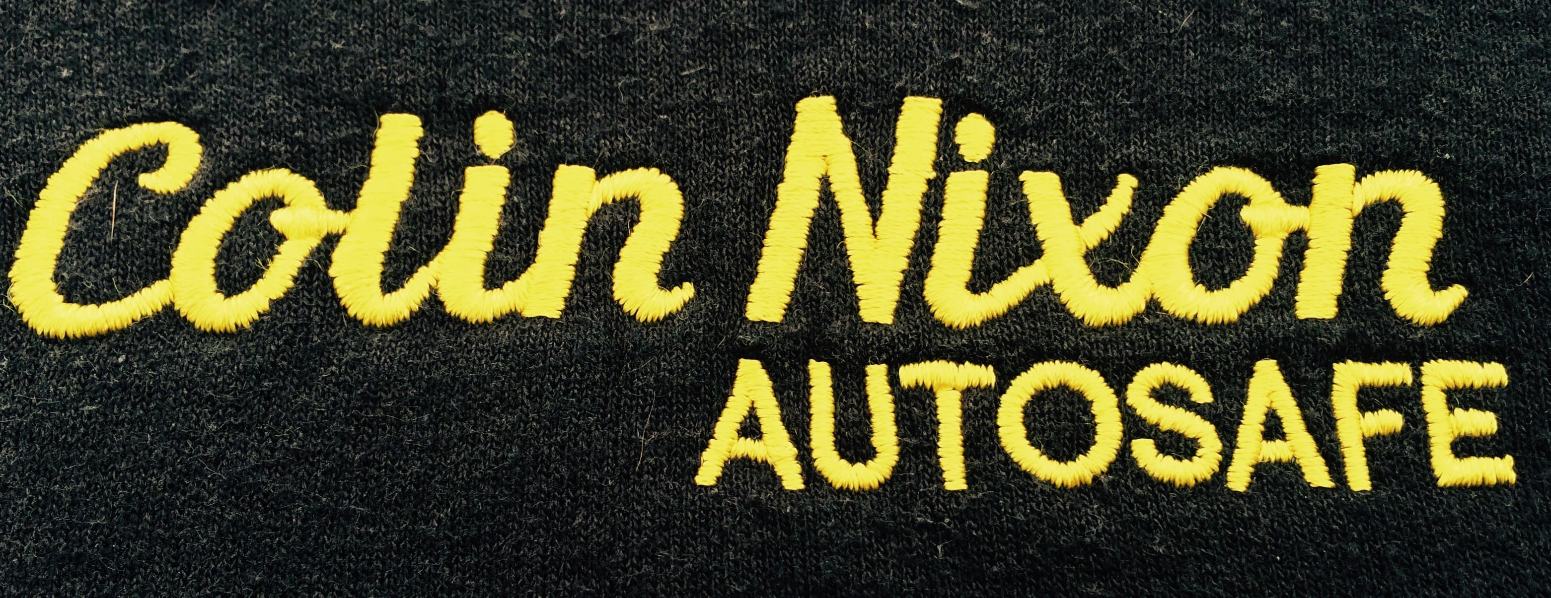 Colin Nixon Autosafe