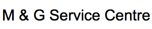 M & G SERVICE CENTRE