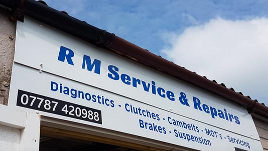 R M Service & Repairs