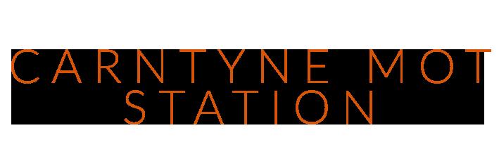 CARNTYNE MOT STATION