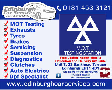 Edinburgh Car Services