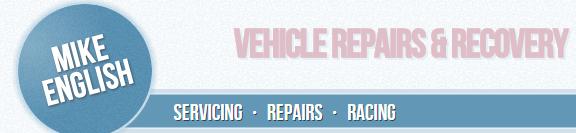 Mike English Vehicle Repairs