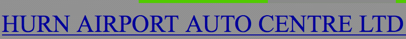 Hurn Airport Auto Centre ltd