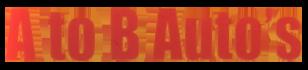 A to B Autos Ltd