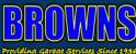 Browns Thame Ltd