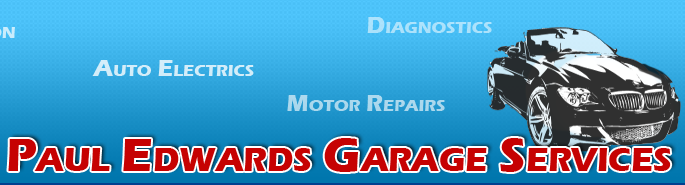 Paul Edwards Garage Services