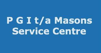 P G I t/a Masons Service Centre