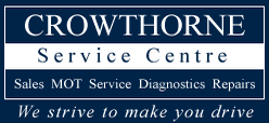 The Crowthorne Service Centre