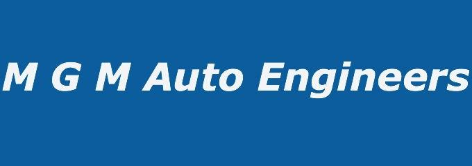 M G M Auto Engineers