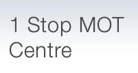 1 Stop Mot Centre