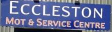ECCLESTON MOT & SERVICE CENTRE