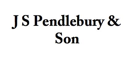J S Pendlebury & Son