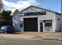 HiQ Oxford & Autocare