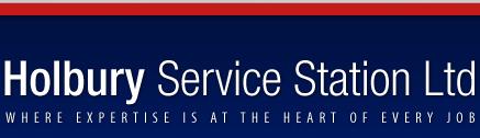 Holbury Service Station