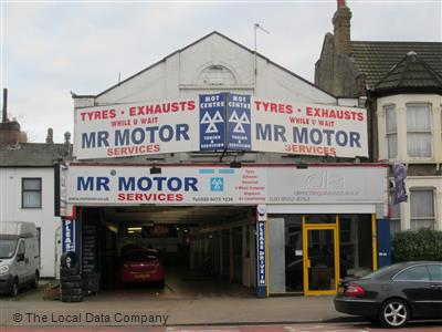 M R MOTOR SERVICES LTD