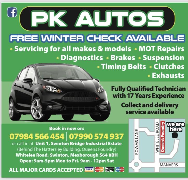 PK Autos