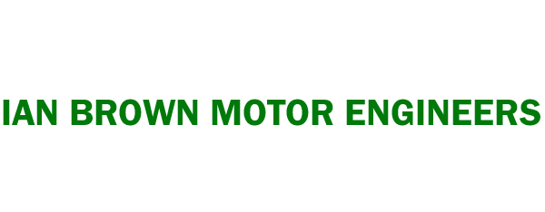IAN BROWN MOTOR ENGINEERS LIMITED