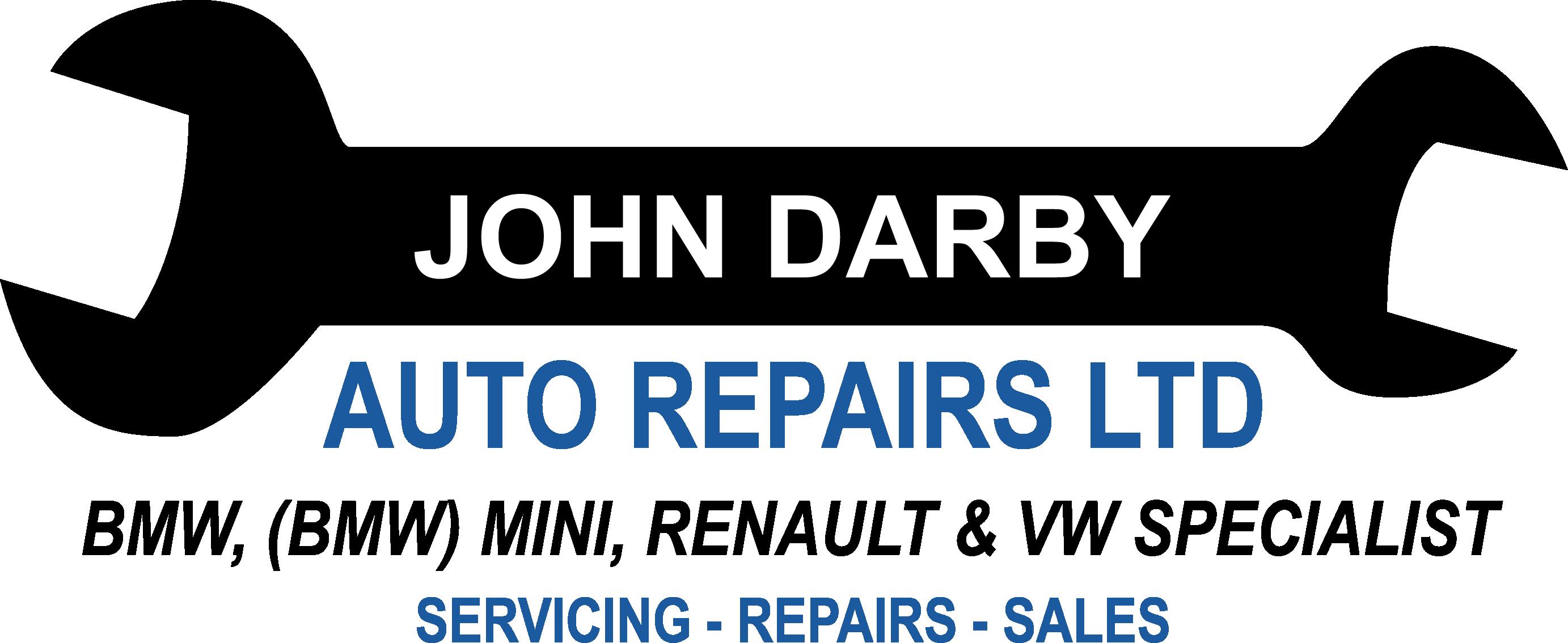 John Darby Auto Repairs Ltd