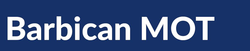 BARBICAN MOTS