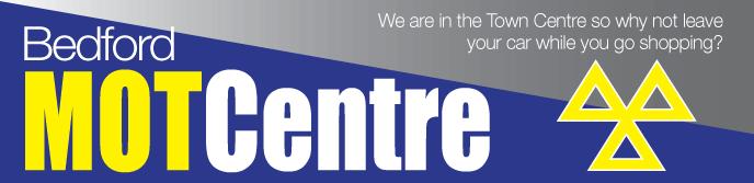 Bedford MOT Centre