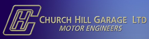Church Hill garage orpington Ltd