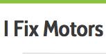 I Fix Motors