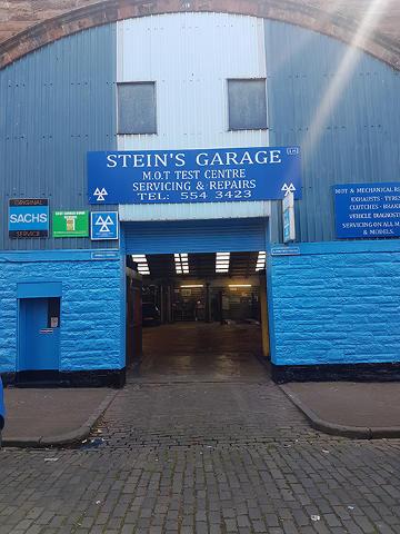 Steins Garage