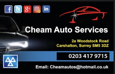 Cheam Auto Services