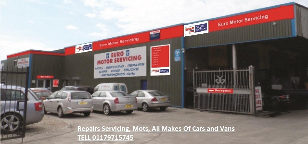 Euro Motor Servicing Ltd