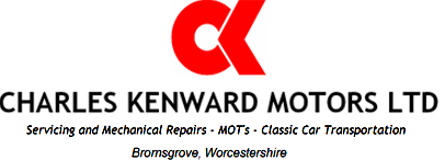 CHARLES KENWARD MOTORS LIMITED