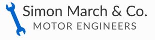 Simon March & Co Motor Engineers